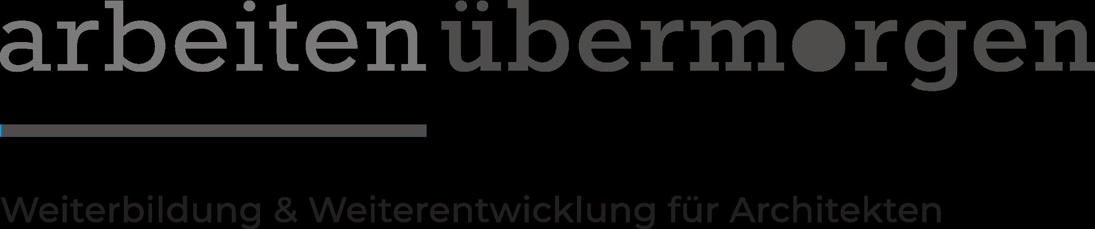 Logo arbeiten übermorgen