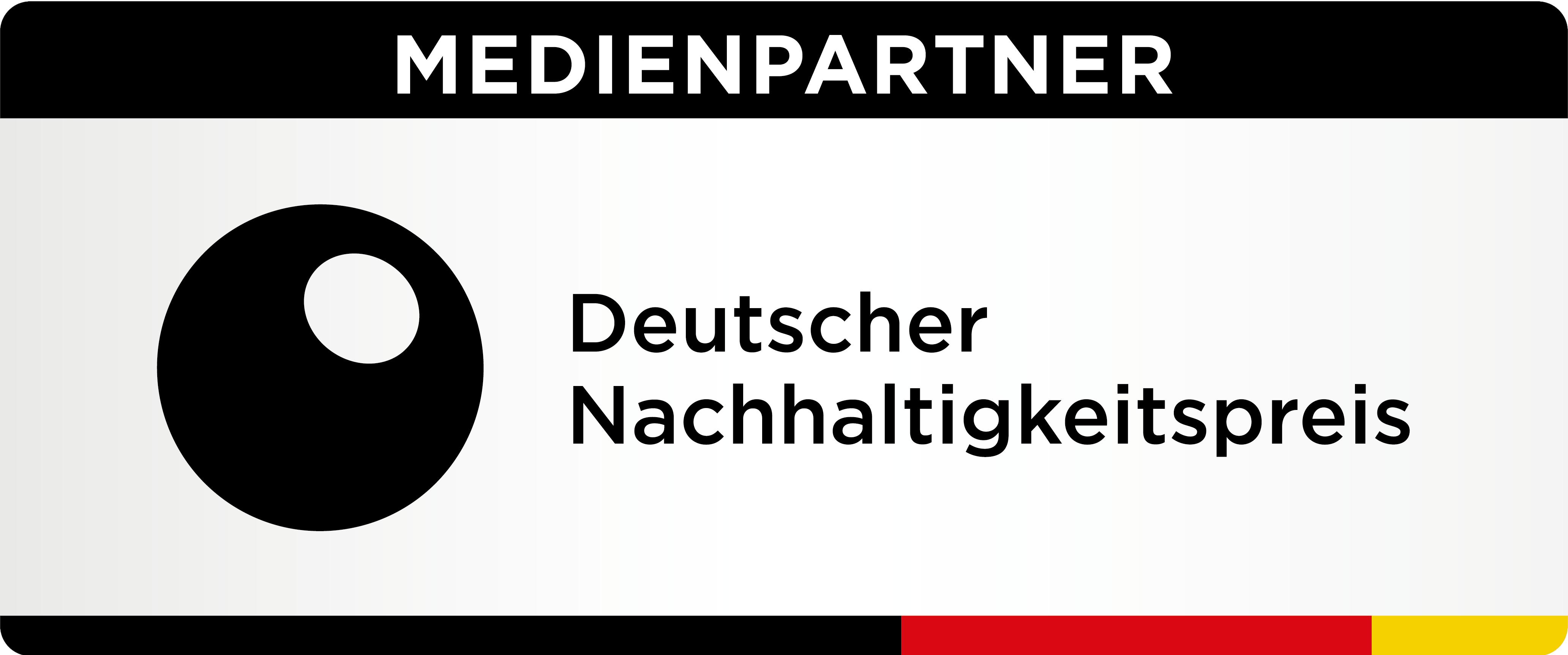 Deutscher Nachhaltigkeitspreis Logo